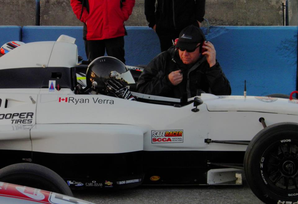 Ryan Verra Race Driver Team Alliance Autosport USF2000 Indycar