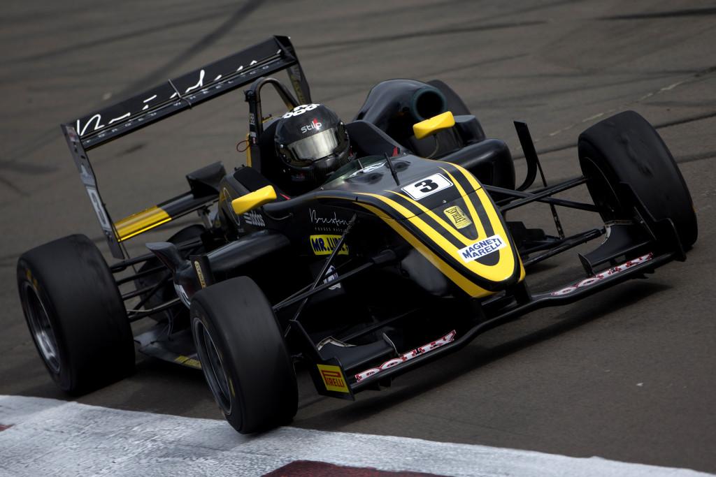 Ryan Verra CRKS Racing