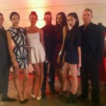 Fashion Verra Ryan driver race charity Sophia Models International