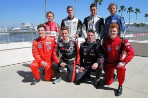 Canada Canadian Verra Ryan Road to Indy 2013 New News Press