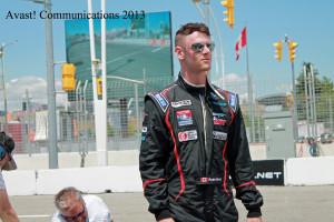 Ryan Verra Toronto Indycar