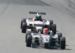 Ryan Verra Mid-Ohio USF2000 Race Indycar Racing