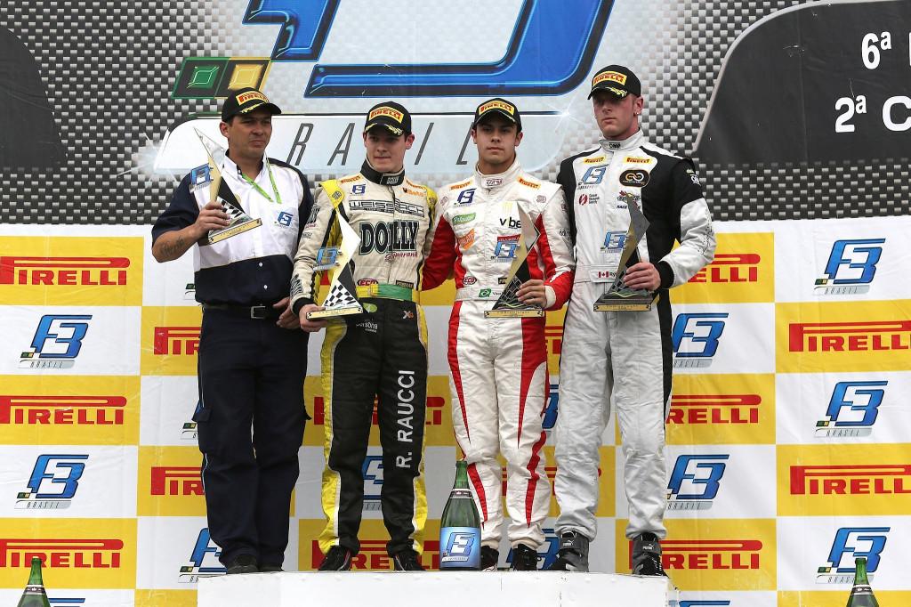 Ryan Verra F3 Podium Brazil